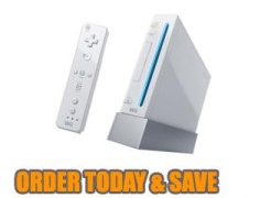 Discount Wii Consoles