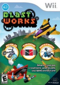 Blast Works Build Trade Destroy Wii