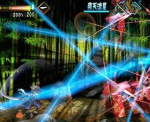Muramasa demon blade wii game