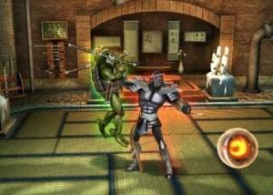 Teenage Mutant Ninja Turtles Smash up Wii