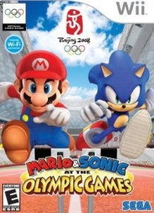 mario and sonic at the olympics winter games