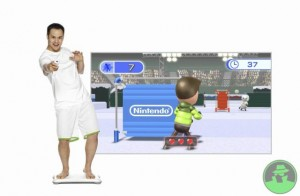 wii fit plus video game