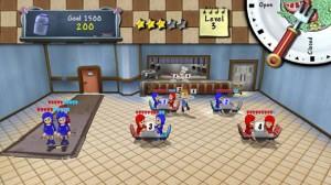 Diner Dash on Wii